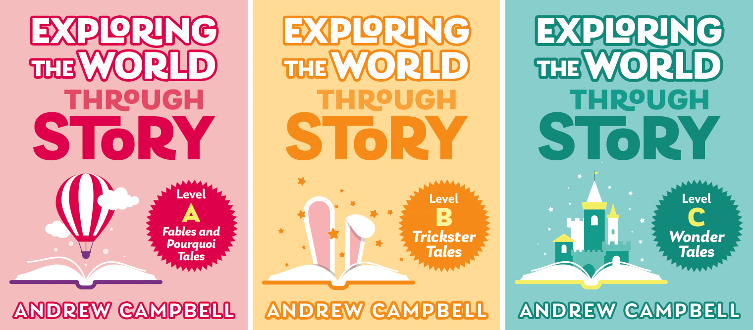 Exploring the World through Story, Levels A-C
